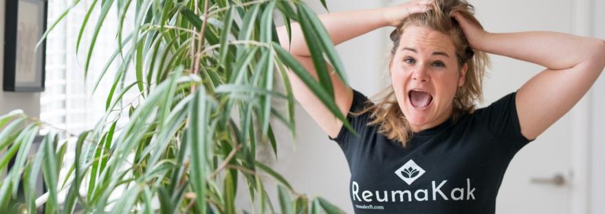 Hoe ik stress verminder om meer klachten bij reuma te voorkomen.